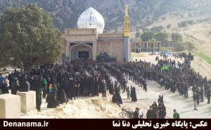 امامزاده محمود درب کلات سادات محمودی (۸)