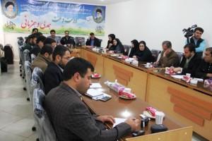 جلسه کمیته مراسم ستاد ۹ دی (۱۰)