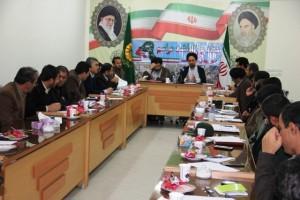 جلسه کمیته مراسم ستاد ۹ دی (۱۱)