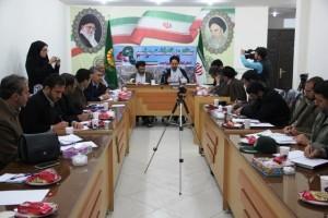جلسه کمیته مراسم ستاد ۹ دی (۲)