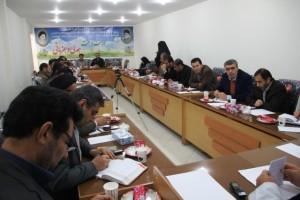 جلسه کمیته مراسم ستاد ۹ دی (۳)
