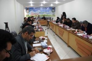 جلسه کمیته مراسم ستاد ۹ دی (۴)