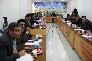 جلسه کمیته مراسم ستاد ۹ دی (۵)