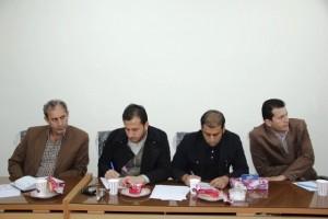 جلسه کمیته مراسم ستاد ۹ دی (۶)