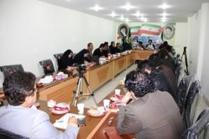 جلسه کمیته مراسم ستاد ۹ دی (۷)