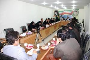جلسه کمیته مراسم ستاد ۹ دی (۸)