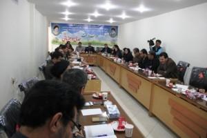 جلسه کمیته مراسم ستاد ۹ دی (۹)