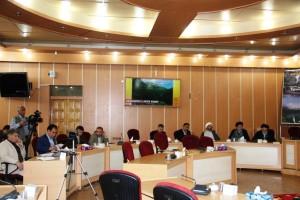 جلسه ستاد دهه فجر استان کهگیلویه و بویراحمد (۲)