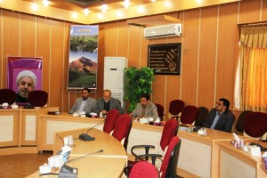 جلسه ستاد دهه فجر استان کهگیلویه و بویراحمد (۳)