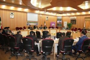 جلسه ستاد دهه فجر استان کهگیلویه و بویراحمد (۶)