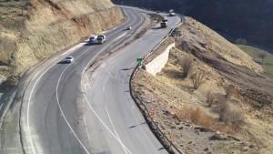محور یاسوج - اصفهان (۵)
