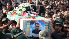 تشییع پیکر شهیدحرم سردار ستار اورنگ در یاسوج (۲۱)