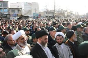 تشییع پیکر شهیدحرم سردار ستار اورنگ در یاسوج (۲۹)