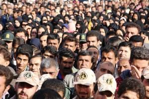 تشییع پیکر شهیدحرم سردار ستار اورنگ در یاسوج (۳۳)