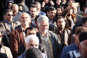 تشییع پیکر شهیدحرم سردار ستار اورنگ در یاسوج (۳۵)