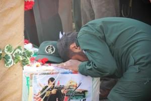 تشییع پیکر شهیدحرم سردار ستار اورنگ در یاسوج (۳۶)