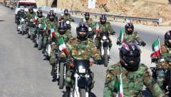 رژه موتوری یوم الله ۱۲ بهمن شهر یاسوج (۱۱)