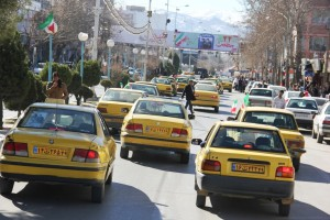 رژه موتوری یوم الله ۱۲ بهمن شهر یاسوج (۱۷)