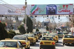 رژه موتوری یوم الله ۱۲ بهمن شهر یاسوج (۱۸)