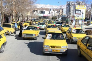 رژه موتوری یوم الله ۱۲ بهمن شهر یاسوج (۲۰)