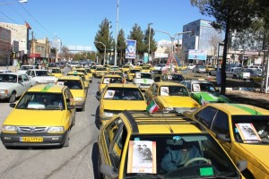 رژه موتوری یوم الله ۱۲ بهمن شهر یاسوج (۲۱)