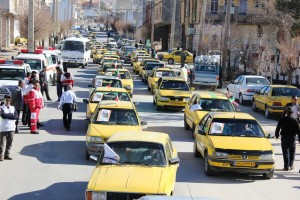 رژه موتوری یوم الله ۱۲ بهمن شهر یاسوج (۲۴)