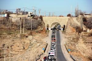 رژه موتوری یوم الله ۱۲ بهمن شهر یاسوج (۷)