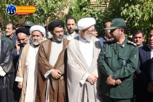 تشییع سرگرد شهید عبدالخالق فرزادیان در یاسوج (۱۴)