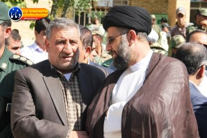 تشییع سرگرد شهید عبدالخالق فرزادیان در یاسوج (۱۸)