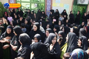 تشییع سرگرد شهید عبدالخالق فرزادیان در یاسوج (۲۹)