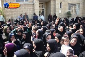 تشییع سرگرد شهید عبدالخالق فرزادیان در یاسوج (۳۰)