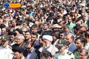 تشییع سرگرد شهید عبدالخالق فرزادیان در یاسوج (۴۶)