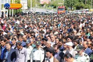 تشییع سرگرد شهید عبدالخالق فرزادیان در یاسوج (۴۷)