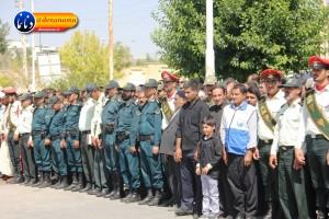 تشییع سرگرد شهید عبدالخالق فرزادیان در یاسوج (۵۱)