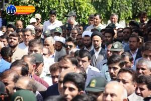 تشییع سرگرد شهید عبدالخالق فرزادیان در یاسوج (۵۲)