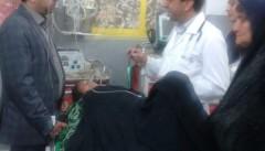 نجات بیماری مرگ مغزی با روش نوین درمان در یاسوج