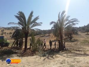 گزارش تصویری مراسم بازسازی عید غدیر خم در روستای تمنک از توابع بخش پاتاوه شهرستان دنا (۱)