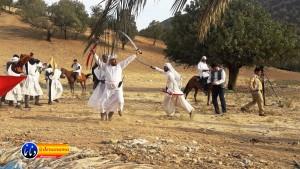 گزارش تصویری مراسم بازسازی عید غدیر خم در روستای تمنک از توابع بخش پاتاوه شهرستان دنا (۱۰۵)