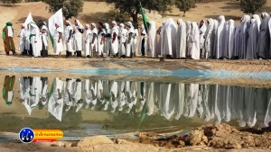 گزارش تصویری مراسم بازسازی عید غدیر خم در روستای تمنک از توابع بخش پاتاوه شهرستان دنا (۱۲)