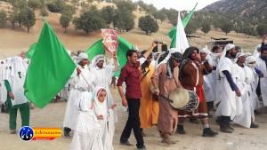گزارش تصویری مراسم بازسازی عید غدیر خم در روستای تمنک از توابع بخش پاتاوه شهرستان دنا (۱۲۰)