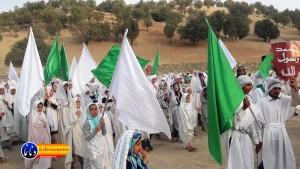 گزارش تصویری مراسم بازسازی عید غدیر خم در روستای تمنک از توابع بخش پاتاوه شهرستان دنا (۱۲۱)