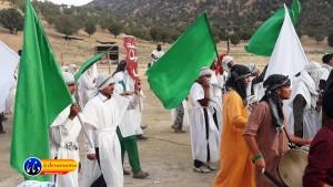 گزارش تصویری مراسم بازسازی عید غدیر خم در روستای تمنک از توابع بخش پاتاوه شهرستان دنا (۱۲۲)