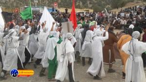 گزارش تصویری مراسم بازسازی عید غدیر خم در روستای تمنک از توابع بخش پاتاوه شهرستان دنا (۱۲۵)