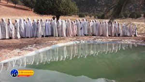 گزارش تصویری مراسم بازسازی عید غدیر خم در روستای تمنک از توابع بخش پاتاوه شهرستان دنا (۱۳)