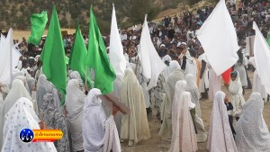 گزارش تصویری مراسم بازسازی عید غدیر خم در روستای تمنک از توابع بخش پاتاوه شهرستان دنا (۱۳۲)
