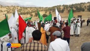 گزارش تصویری مراسم بازسازی عید غدیر خم در روستای تمنک از توابع بخش پاتاوه شهرستان دنا (۱۳۴)
