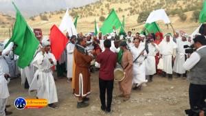 گزارش تصویری مراسم بازسازی عید غدیر خم در روستای تمنک از توابع بخش پاتاوه شهرستان دنا (۱۳۶)