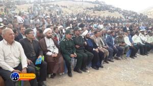 گزارش تصویری مراسم بازسازی عید غدیر خم در روستای تمنک از توابع بخش پاتاوه شهرستان دنا (۱۳۸)