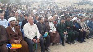 گزارش تصویری مراسم بازسازی عید غدیر خم در روستای تمنک از توابع بخش پاتاوه شهرستان دنا (۱۳۹)