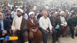 گزارش تصویری مراسم بازسازی عید غدیر خم در روستای تمنک از توابع بخش پاتاوه شهرستان دنا (۱۴۰)